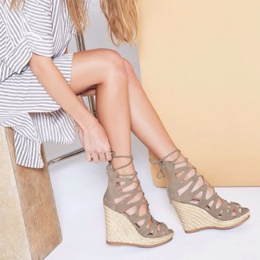 WEDGES / GET SUMMER STARTED