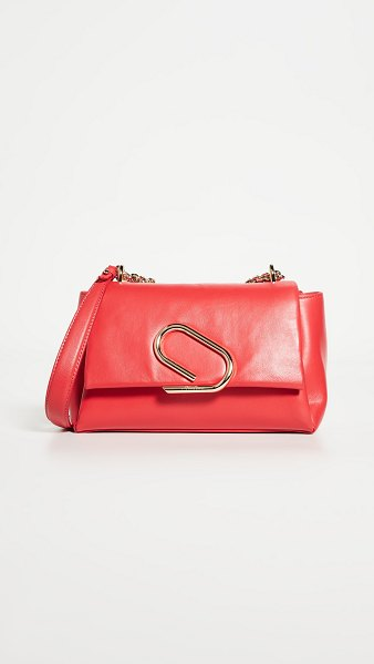 3.1 phillip lim alix soft chain in red