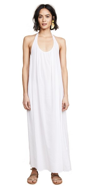 9seed antigua cover up dress in white