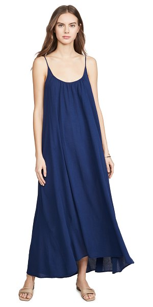 9seed tulum cover up dress in pacific