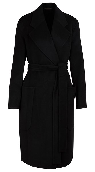 Acne Studios Carice coat in black - The Carice coat from Acne Studios traces an urban and...
