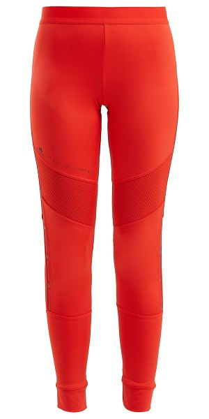 adidas by Stella McCartney performance essentials leggings in red - Adidas By Stella McCartney - The red Performance...