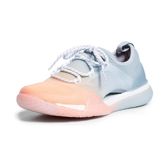 Pureboost TR3.0 contrast-panel trainers adidas by Stella McCartney 5ErrgjPmK