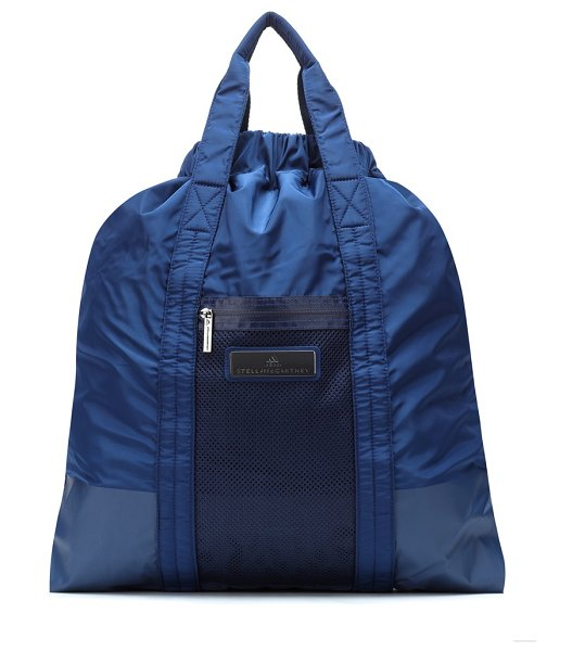 adidas by Stella McCartney Sports tote in blue - This sports-luxe tote from adidas by Stella McCartney is...
