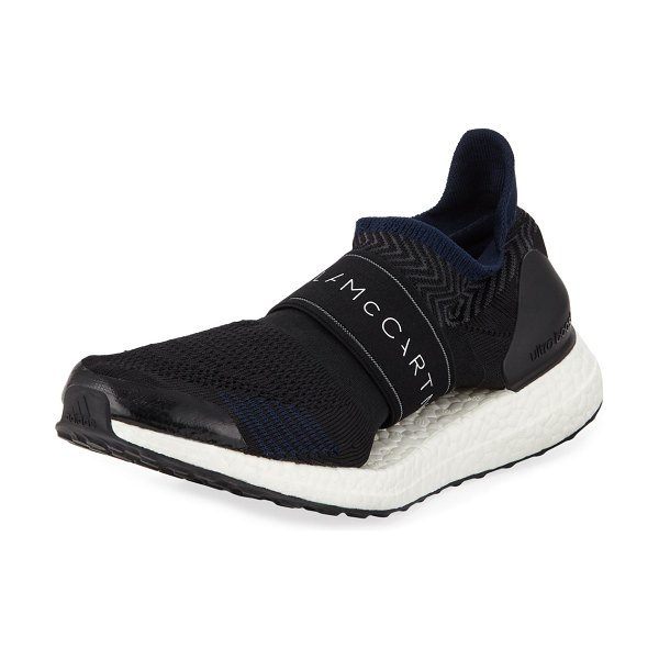 adidas by Stella McCartney UltraBoost X 3D Sneakers in black
