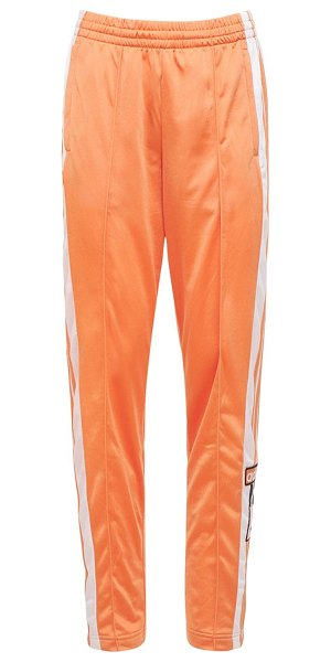 adidas Originals Adibreak tp pants in orange