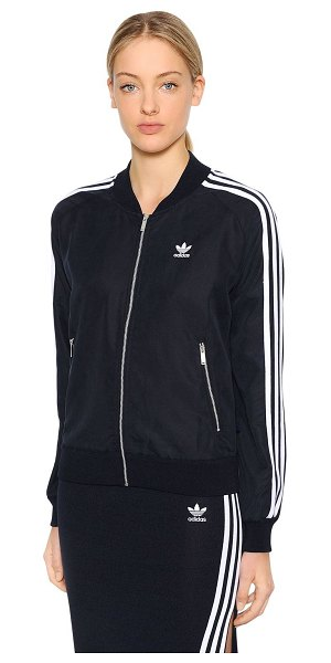 Adidas Originals Sst Zip Up Track Jacket Shopstasy