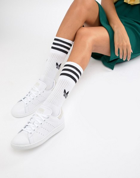 adidas Originals stan smith sneakers in white - Sneakers by adidas, Who says they don't make them like...