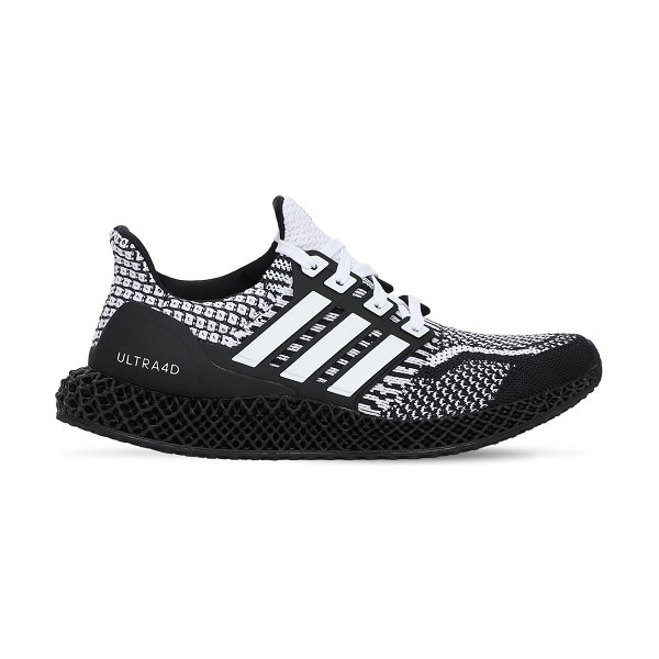 ADIDAS PERFORMANCE Ultra 4d 5.0 running sneakers in black