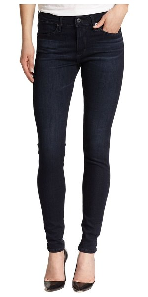 AG Jeans farah high-rise skinny ankle jeans in brooks