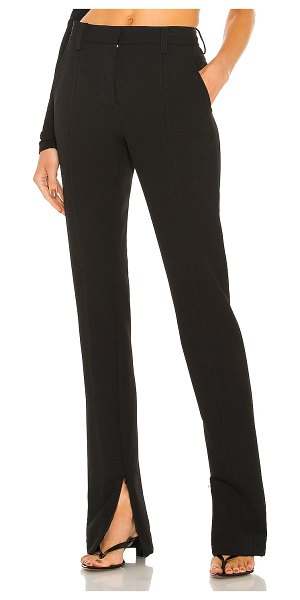 A.L.C. conner pant in black