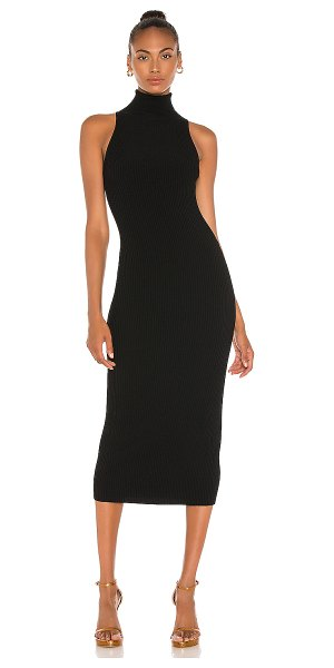 A.L.C. sarah dress in black