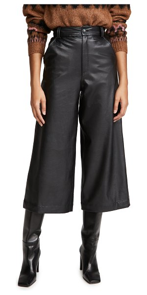 A.L.C. wiles pants in black