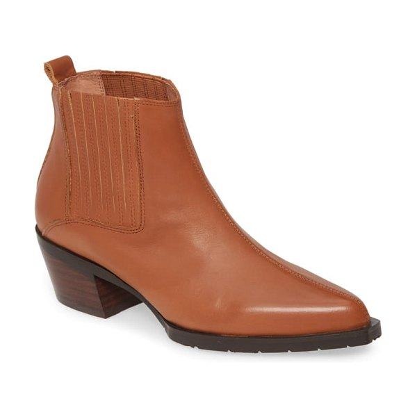 Alias Mae maja chelsea boot in tan