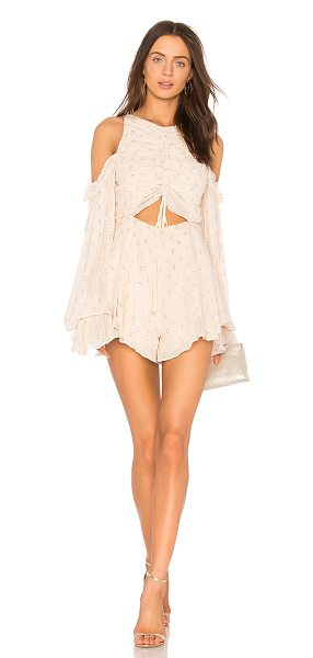 02aae003a70 Alice McCall Did It Again Playsuit in pink -