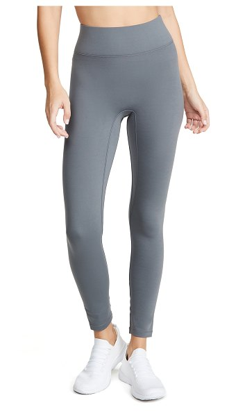 All Access center stage leggings in slate grey