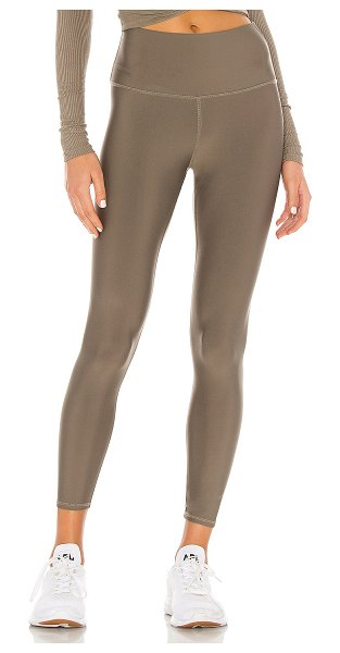 Alo Yoga 7/8 high waist airlift legging in olive branch