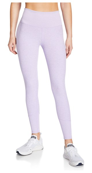 Alo Yoga 7/8 High-Waist Lounge Leggings in ultraviolet
