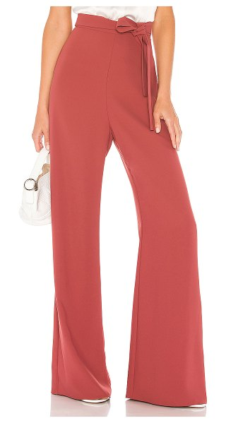 Amanda Uprichard ariya pants in excalibur