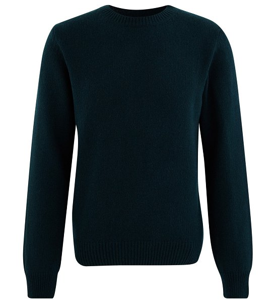 A.P.C. Craig jumpers in vert sapin