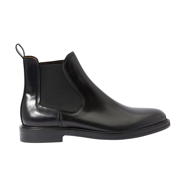 A.P.C. Johanne ankle boots in noir
