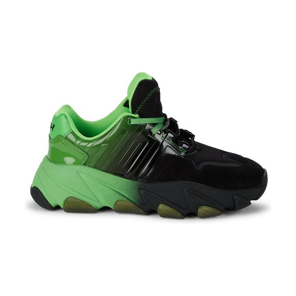 Ash Extasy Sneakers in black green