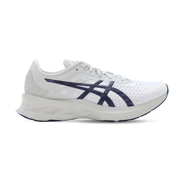 Asics Novablast sneakers in white