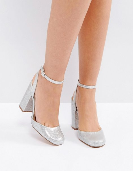 "ASOS PRECISION High Heels - """"Heels by ASOS Collection, Glitter upper, Smooth finish,..."