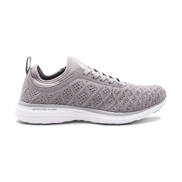 APL  Athletic Propulsion Labs Techloom Phantom in gray - Textile upper with  rubber sole. 8621f644c