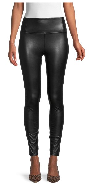 Bagatelle Banded Stretch Pants in black
