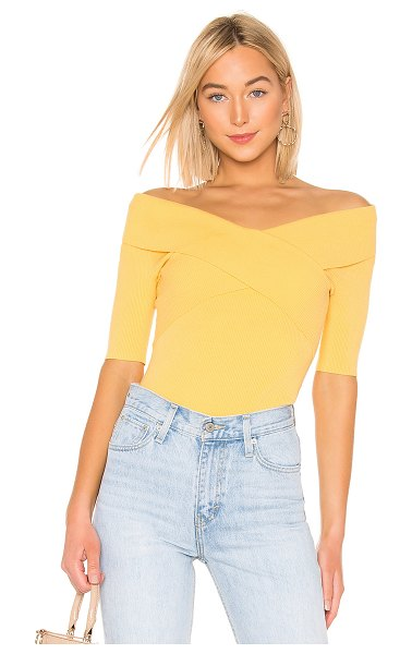 Bailey 44 Shore Leave Sweater in yellow