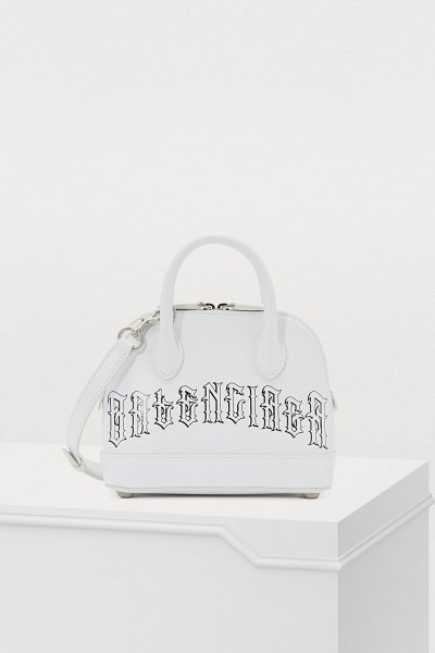 Balenciaga Ville XXS handbag - With this Ville XXS handbag, Balenciaga plays with...