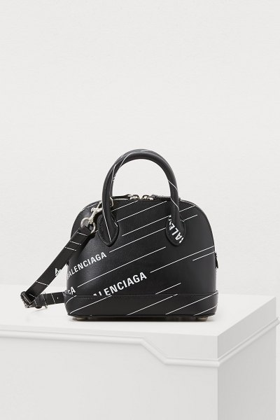 "Balenciaga XXS ""Ville"" handbag - This contemporary, graphic ""City"" XXS handbag comes from..."