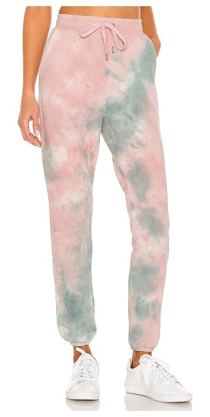 BB Dakota dye don't care jogger in multi