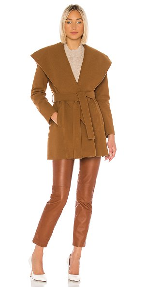 BB Dakota jack by  take cover coat in camel