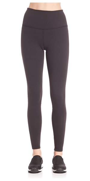 BEYOND YOGA Mesh Back Leggings | Shopstasy