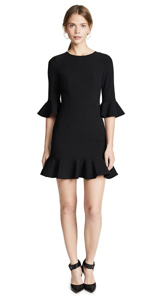 Black Halo brooklyn dress in black