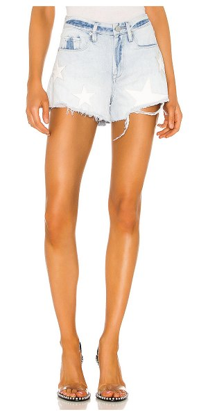 BLANK NYC the barrow vintage high rise denim short. - size 23 (also in allstar