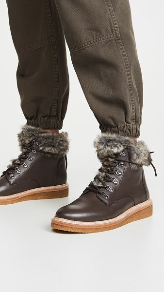 Botkier winter combat boots in java