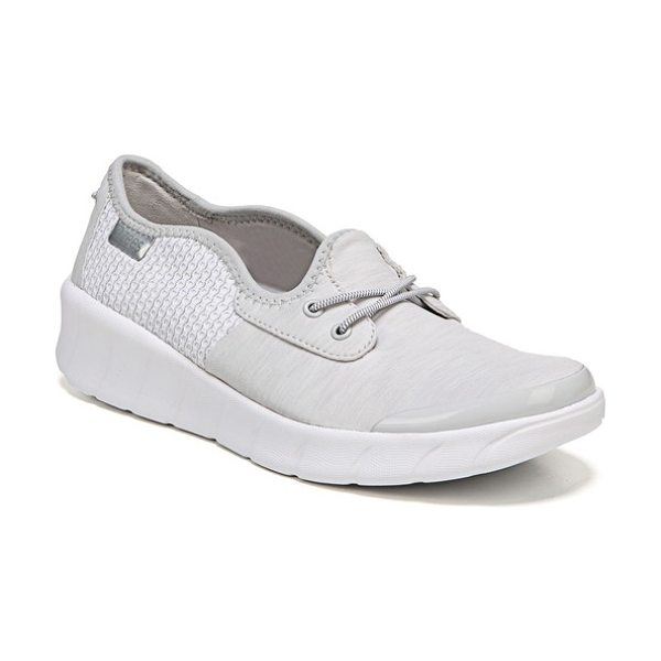 BZEES oz slip-on sneaker - Set sail for comfort in this boat-shoe inspired slip-on...