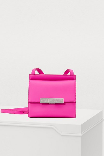 CALVIN KLEIN 205W39NYC Starr crossbody bag - The Starr crossbody bag is distinguished by its...