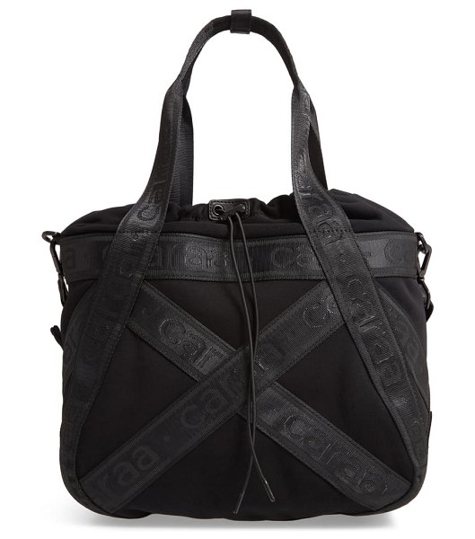 CARAA small athena tote in black