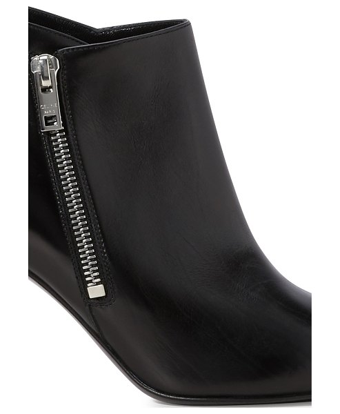 Celine Celine Sharp zipped boots in black