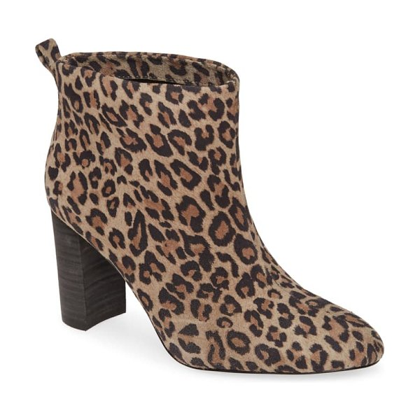 Charles by Charles David bally bootie in taupe