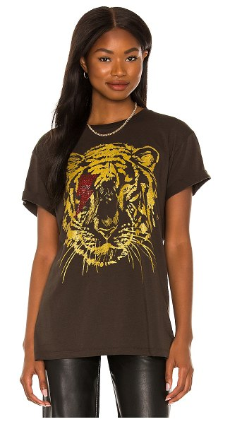 Chaser tiger tee in union black