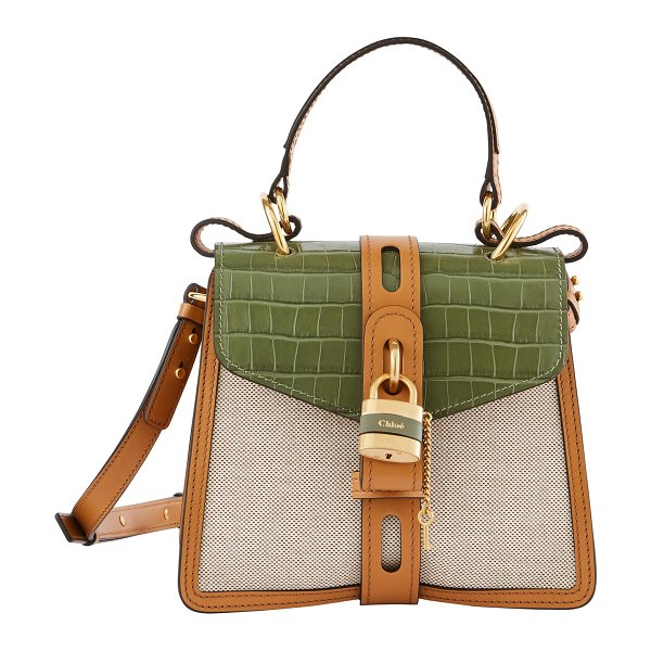Chloe Aby bag in misty forest