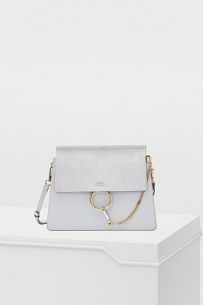 Chloe Faye bag - The fashion house Chloé built its success on the...