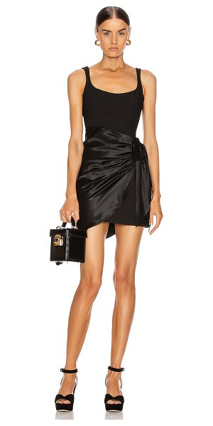 Cinq a Sept waverly dress in black