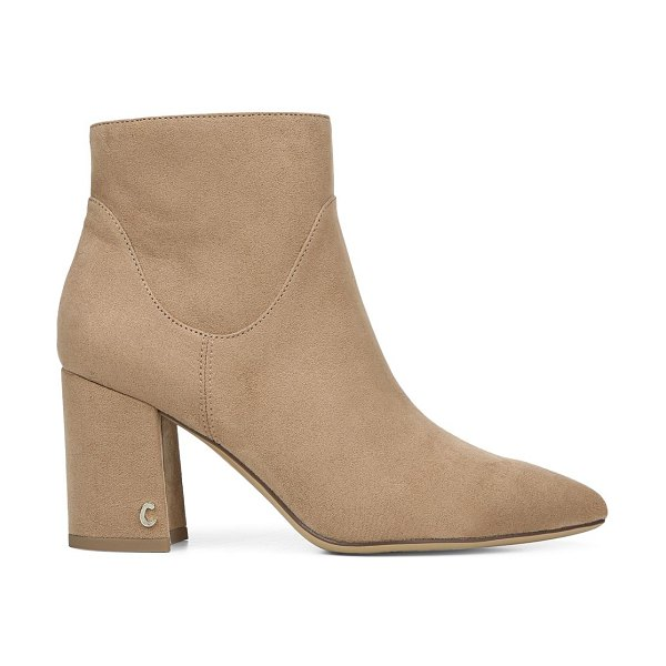 Circus by Sam Edelman Hadden Pointy Booties in oatmeal