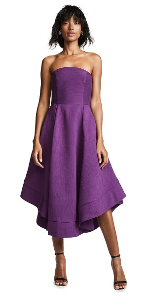 C/Meo Collective making waves dress in purple - Exclusive to Shopbop Fabric: Slubbed weave Nonslip...